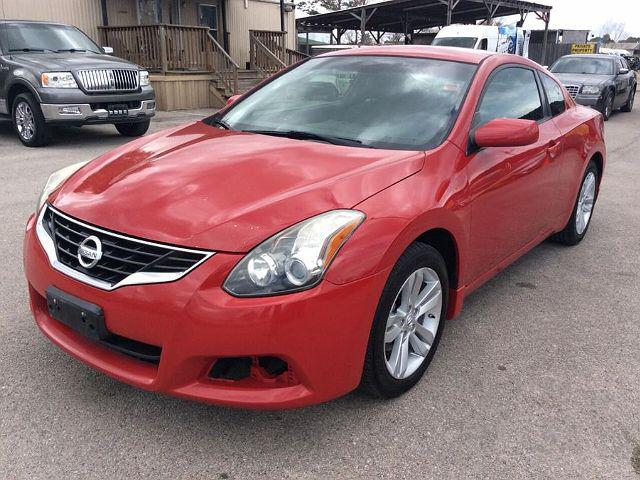 2011 Nissan Altima 2.5 S for sale in Spring, TX