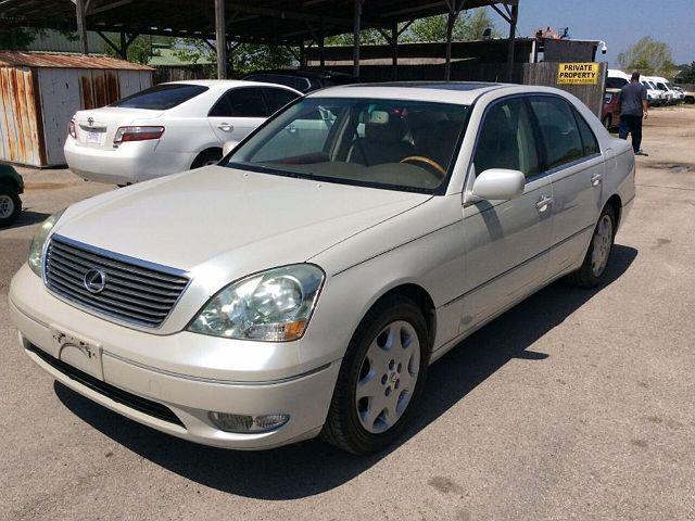 2003 Lexus LS 430 4dr Sdn for sale near Spring, TX