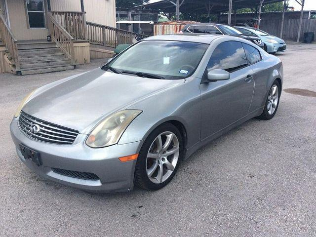 2004 INFINITI G35 Coupe w/Leather for sale in Spring, TX