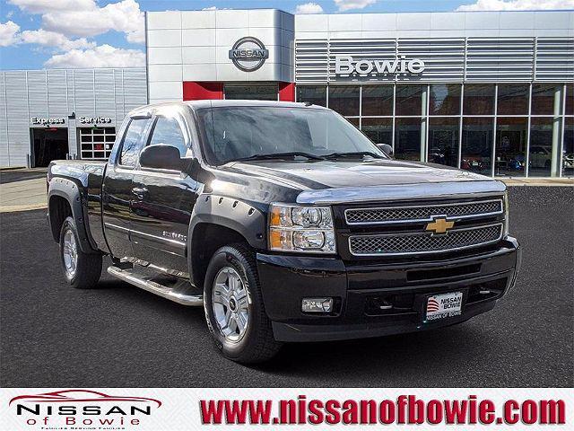 2013 Chevrolet Silverado 1500 LT for sale in Bowie, MD