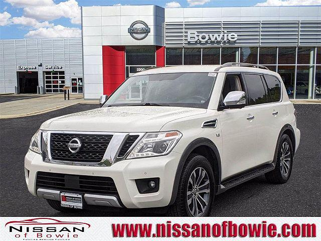 2018 Nissan Armada SL for sale in Bowie, MD
