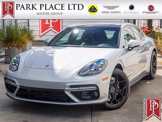 2017 Porsche Panamera Turbo for sale in Bellevue, WA