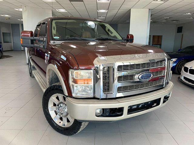 2008 Ford F-250 Lariat for sale in Springfield, IL