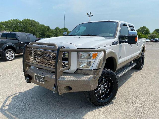 2012 Ford F-250 King Ranch for sale in Springfield, IL