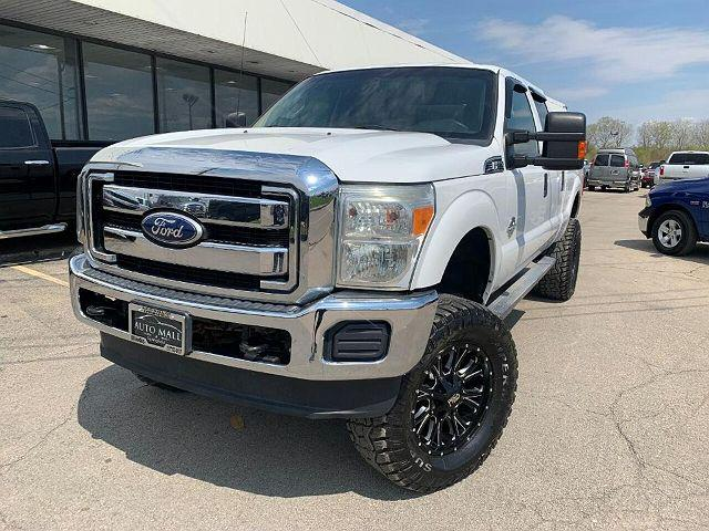 2011 Ford F-250 XLT for sale in Springfield, IL