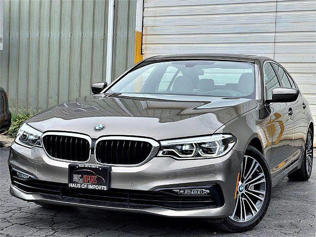 2017 BMW 5 Series 540i xDrive for sale in Lemont, IL