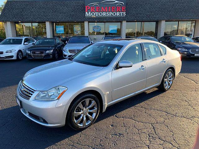 2006 INFINITI M35 4dr Sdn AWD for sale in Plainfield, IL
