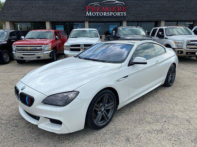 2013 BMW 6 Series 650i xDrive for sale in Plainfield, IL