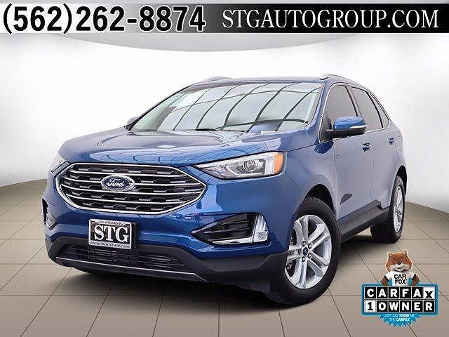 2020 Ford Edge SEL for sale in Montclair, CA