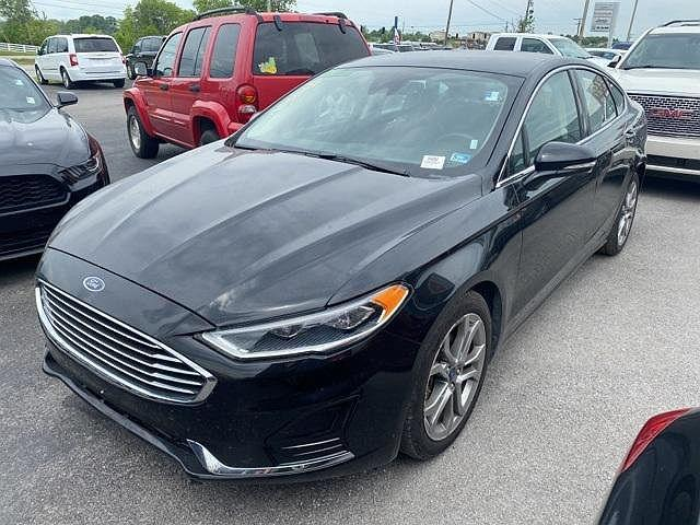 2019 Ford Fusion SEL for sale in Lawrenceburg, KY