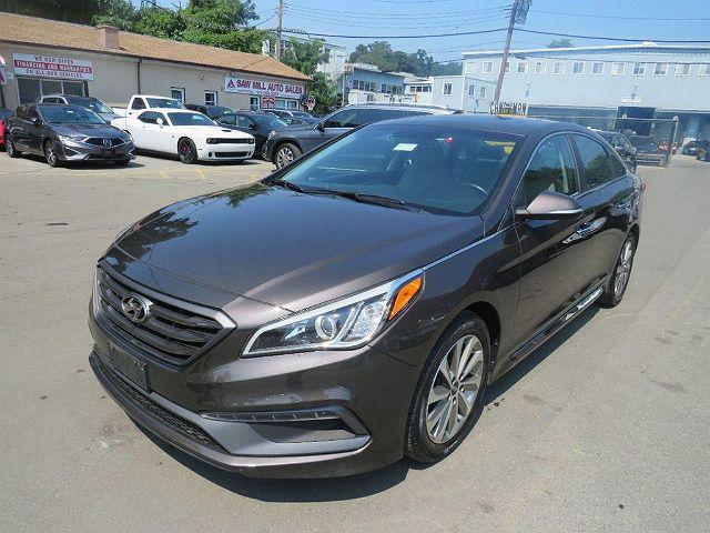 2016 Hyundai Sonata 2.4L Sport for sale in Yonkers, NY