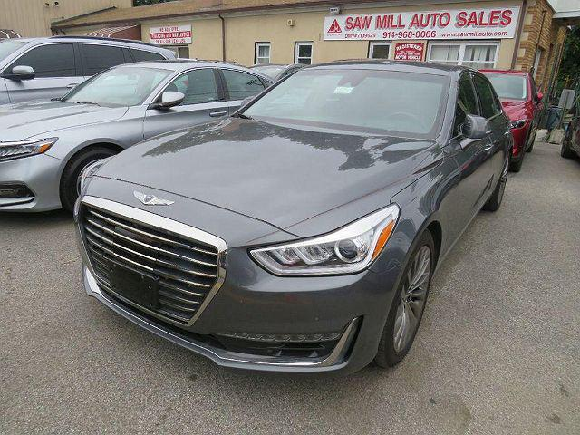 2017 Genesis G90 5.0L Ultimate for sale in Yonkers, NY