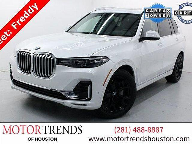 2020 BMW X7 xDrive40i for sale in Alvin, TX