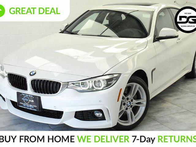 2018 BMW 4 Series 430i xDrive for sale in North Brunswick, NJ