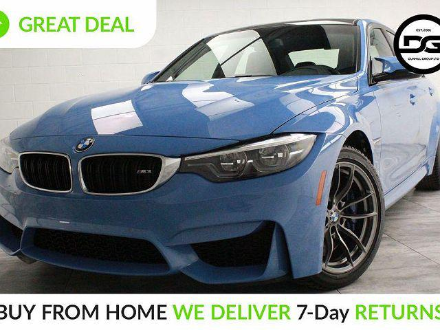 2018 BMW M3 Sedan for sale in North Brunswick, NJ