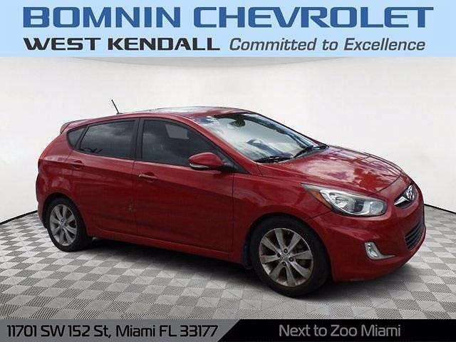 2013 Hyundai Accent SE for sale in Miami, FL