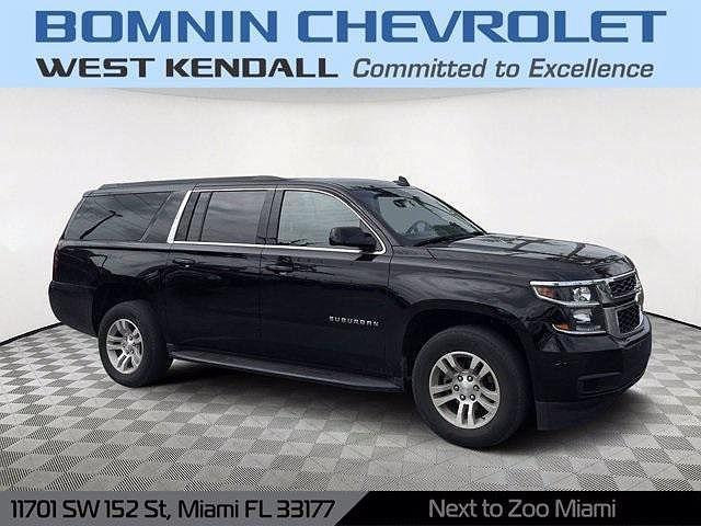 2018 Chevrolet Suburban LS for sale in Miami, FL
