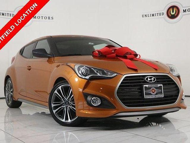 2016 Hyundai Veloster Turbo for sale in Westfield, IN