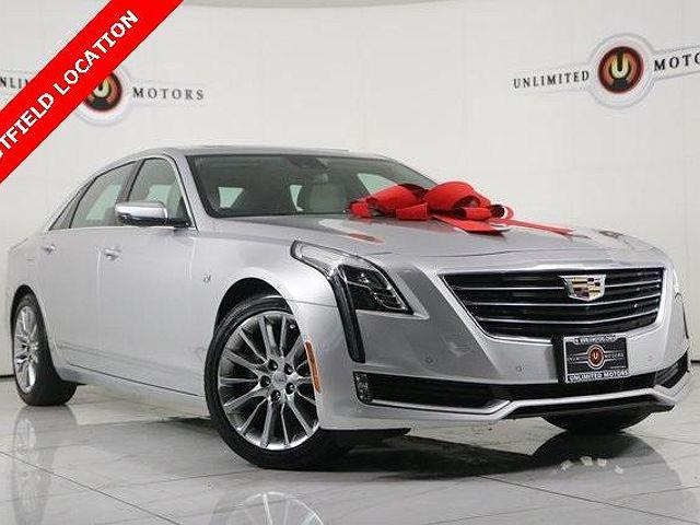 2016 Cadillac CT6 Premium Luxury AWD for sale in Westfield, IN