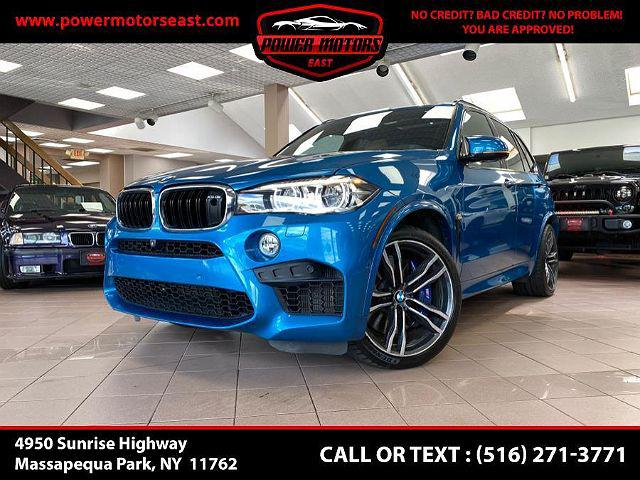 2017 BMW X5 M Sports Activity Vehicle for sale in Massapequa Park, NY