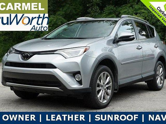 2016 Toyota RAV4 Limited for sale in Indianapolis, IN