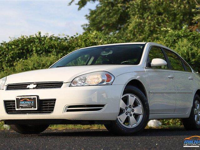 2008 Chevrolet Impala LT for sale in Neptune, NJ