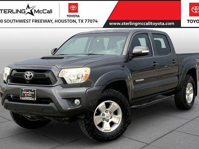 2014 Toyota Tacoma PreRunner for sale in Houston, TX