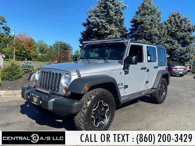 2007 Jeep Wrangler Unlimited X for sale in East Windsor, CT