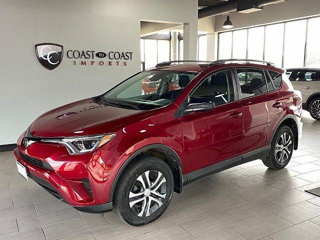 2018 Toyota RAV4 LE for sale in Fishers, IN