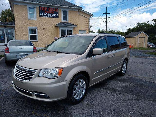 2015 Chrysler Town & Country Touring for sale in Winchester, VA