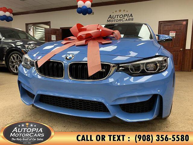 2018 BMW M3 Sedan for sale in Union, NJ
