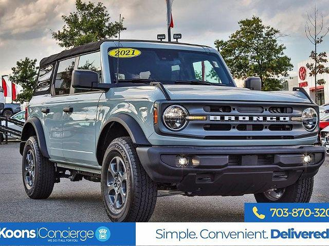 2021 Ford Bronco Big Bend for sale in Vienna, VA
