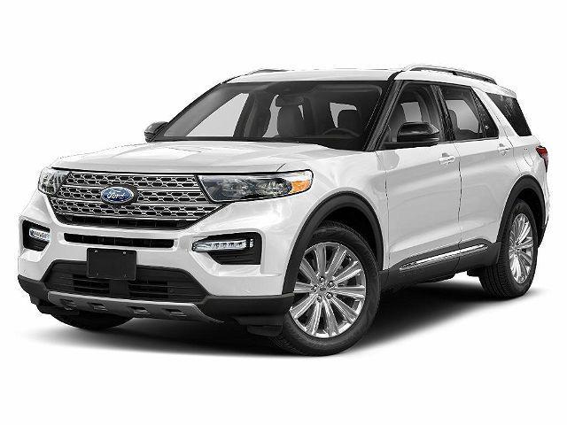 2020 Ford Explorer Platinum for sale in Vienna, VA