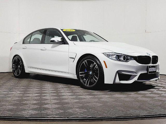 2016 BMW M3 4dr Sdn for sale in Vienna, VA