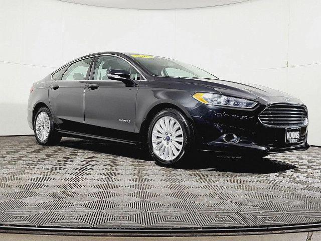 2015 Ford Fusion SE Hybrid for sale in Vienna, VA