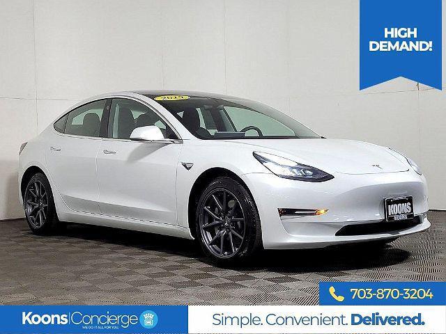 2019 Tesla Model 3 Long Range for sale in Vienna, VA