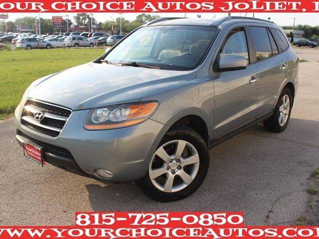 2008 Hyundai Santa Fe Limited for sale in Joliet, IL