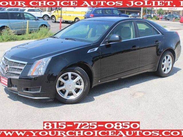 2009 Cadillac CTS RWD w/1SA for sale in Joliet, IL