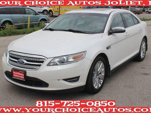 2012 Ford Taurus Limited for sale in Joliet, IL