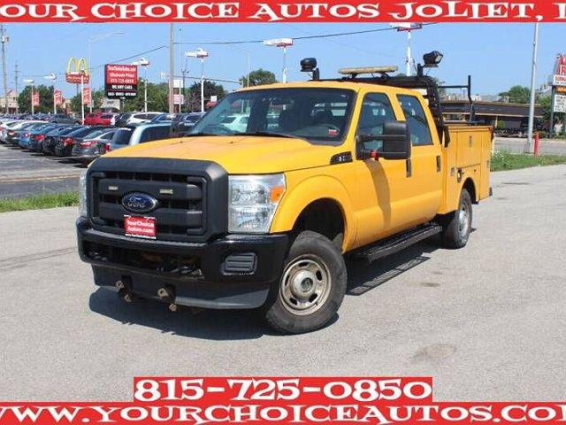 2012 Ford F-350 King Ranch for sale in Joliet, IL