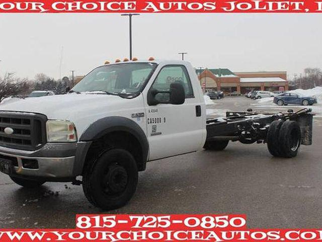 2006 Ford F-550 XL for sale in Joliet, IL