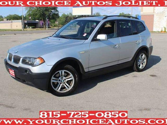 2005 BMW X3 3.0i for sale in Joliet, IL