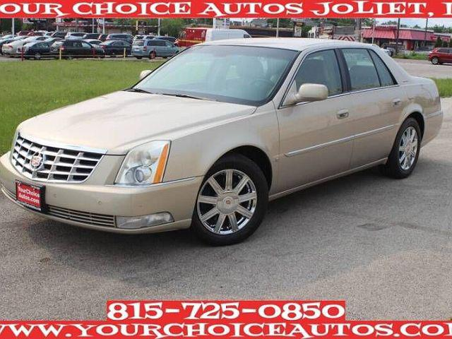 2008 Cadillac DTS w/1SD for sale in Joliet, IL