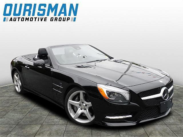 2015 Mercedes-Benz SL-Class SL 400 for sale in Laurel, MD