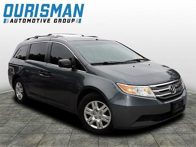 2011 Honda Odyssey LX for sale in Laurel, MD