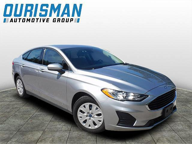 2020 Ford Fusion S for sale in Laurel, MD