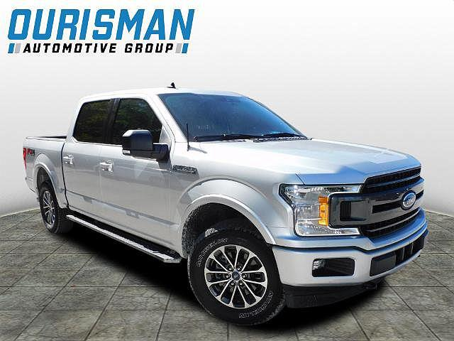 2019 Ford F-150 XLT for sale in Laurel, MD