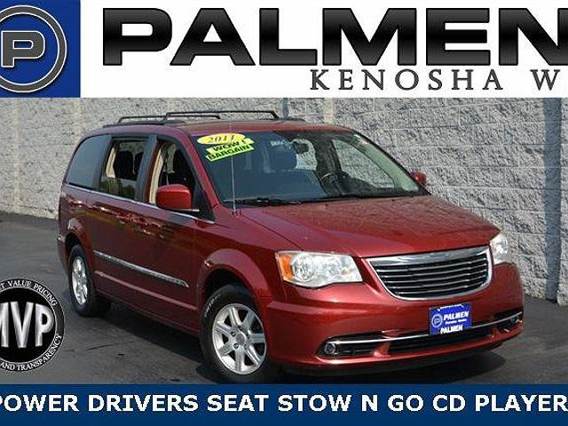 2011 Chrysler Town & Country Touring for sale in Kenosha, WI