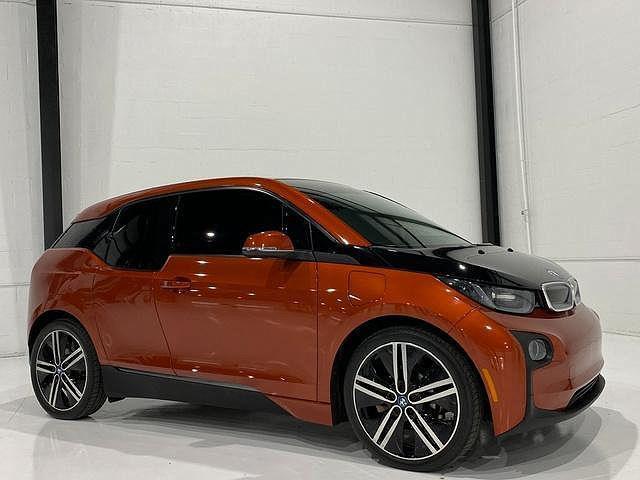 2014 BMW i3 4dr HB w/Range Extender for sale in Lauderhill, FL