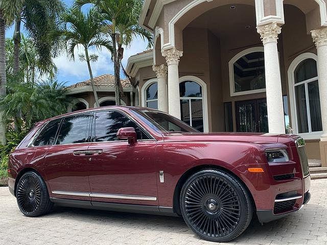 2019 Rolls-Royce Cullinan Sport Utility for sale in Lauderhill, FL